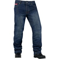 Pantalon bleu STRONGMAN 2 RIDING - Taille du 28 au 44