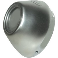 POWERCORE 4 /Q4 HEX STAINLESS STEEL END CAP - 040676
