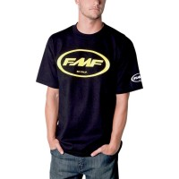 TEE CLASSIC DON BK/YL M - SP6118998BLYM