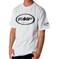 TEE CLASSIC DON WH/BK M - SP6118998WHTM