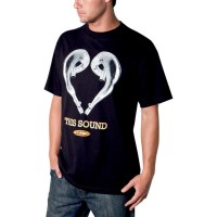 TEE LOVE SOUND BLK 2X - SP6118997BLK2X