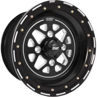 WHEEL STEALTH-LOK 14X7 4+3 4/115 BEADLOCK BLACK - 986-30B