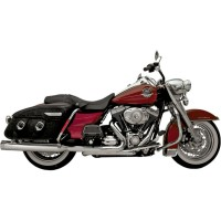 2-2 EXHAUST SYSTEM UNFILTERED CHROME - 148-78226