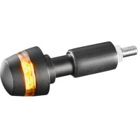 BL 2000 DARK LED BAR END INDICATOR BLACK - 110.200