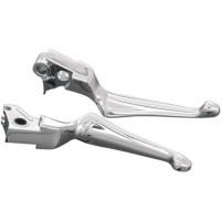 BOSS BLADE LEVERS FOR CABLE CLUTCH CHROME - 1038