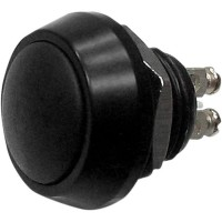 COMPACT M12 REPLACEMENT BUTTON BLACK - 9003044