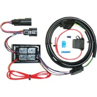 HARNESS TRAILER WIRING KIT 4 WIRE PLUG AND PLAY - 720750