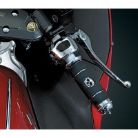 LEVERS FOR SPORT BIKE CHROME - 6311