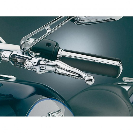 LEVERS SILHOUETTE FOR CABLE CLUTCH - 1049