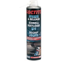 LOCTITE 8040 FREEZE AND RELEASE PENETRATING OIL SPRAY CAN 400ML AMBER - 760225