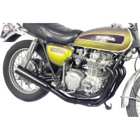 MAC 4-INTO-1 EXHAUST BLACK HONDA CB 500/550 - 201-0601