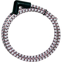 PLUGWIRES SUPRSN 8MM WHT - 8MM WHITE