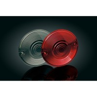 REPLACEMENT LENSES FOR STOCK TURN SIGNALS RED - 4996