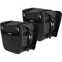 SADDLEBAG ADV BLK SE3050 - SE-3050-BLK