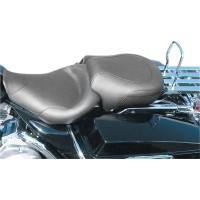SEAT WIDE TOURING VINYL SOLO SPECIAL SMOOTH 15 W FRONT BLACK - 75459