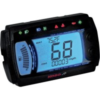 SPEEDOMETER MULTIFUNCTION XR-SR BLACK - BB017B60