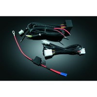 TRAILER WIRING & RELAY HARNESS; HD - 7672