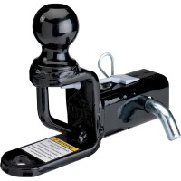 TRIO HD 2 HITCH WITH BALL MOUNT - TMP2