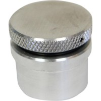 VENTED ALUMINUM WELD ON GAS CAP - LA-7450-01
