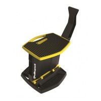 PIT LIFT BIKE STAND FOLDABLE POLISPORT LOGO YELLOW/BLACK - 8982700001