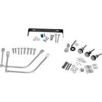 SPECIFIC FIT DOCKING POST FASTENER KIT CHROME