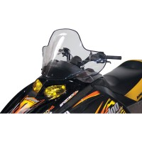 WINDSHIELD COBRA™ 14 POLYCARBONATE CUSTOM REPLACEMENT CLEAR - 13040