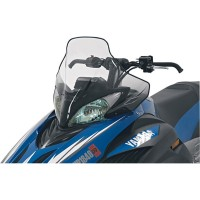 WINDSHIELD COBRA™ 16 POLYCARBONATE CUSTOM REPLACEMENT CLEAR - 15631