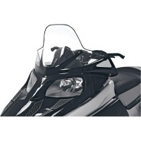 WINDSHIELD COBRA™ 16.5 POLYCARBONATE CUSTOM REPLACEMENT CLEAR - 12930
