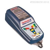BATTERY CHARGER/TESTER OPTIMATE 6 AMPIMATIC - TM-180