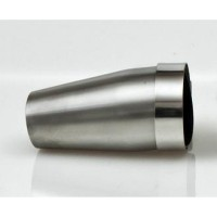 CONIC ADAPTER Ø 60 TO 40MM LENGTH 110 MM STAINLESS STEEL - SGMA14