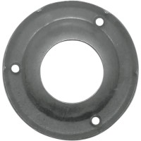 END CAP OPEN (FOR 3 DISCS) BRUSHED STAINLESS STEEL - 304-3034