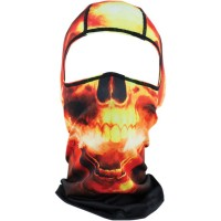 HADES FULL FACE BALACLAVA ONE SIZE - WBP104