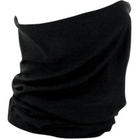 MOTLEY TUBE™ ALL WEATHER ONE SIZE SOLID BLACK - T114