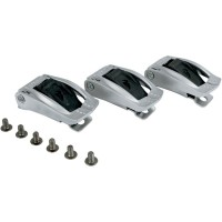 RATCHET REPLACEMENT BUCKLE KIT SILVER ONE SIZE - 3430-0332