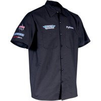 SHIRT DRAG TEAM BLK SM - DRG22S24BKSR