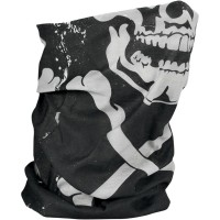 SKULL XBONES MOTLEY TUBE™ FLEECE LINED ONE SIZE - TF227