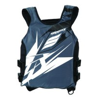SWITCH BUOYANCY VEST BLACK/GRAY SMALL - 62223981