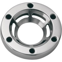 TRAPP-CAP 4 SLOTTED WHEEL POLISHED - 402-1020