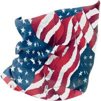 WAVY AMERICAN FLAG MOTLEY TUBE™ ALL WEATHER ONE SIZE - T265