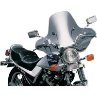 WINDSHIELD TOURING S-05 TURBO CLEAR 19.75 - S-05-C