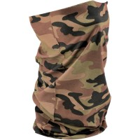 WOODLAND CAMO MOTLEY TUBE™ ALL WEATHER ONE SIZE - T118