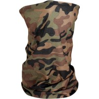 WOODLAND CAMO MOTLEY TUBE™ FLEECE LINED ONE SIZE - TF118HV