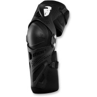 YOUTH FORCE XP KNEE GUARD BLACK ONE SIZE - 2704-0431