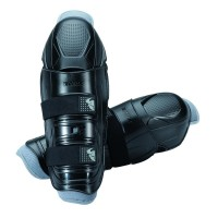YOUTH QUADRANT KNEE GUARD BLACK ONE SIZE - 2704-0241