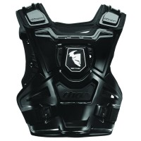 YOUTH SENTINEL ROOST DEFLECTOR BLACK ONE SIZE - 2701-0782