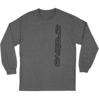 ASCENT S8 LONG SLEEVE SHIRT GRAY LARGE - 3030-15261