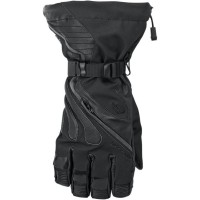 MERIDIAN S8 WP LONG GLOVES BLACK LARGE - 3340-1202