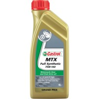 MTX FULLY SYNTHETIC GEAR OIL SAE 75W-140 1 LITER - 2207186