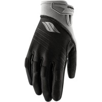 CIRCUIT S17 WATERSPORT GLOVES BLACK/SILVER SMALL - 3260-0331