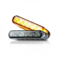 LED SMOKE - LENS TURN SIGNAL / TRANSPARENT - 01212512A
